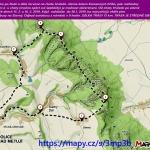 005 Pěší trasa P5 fialová 05