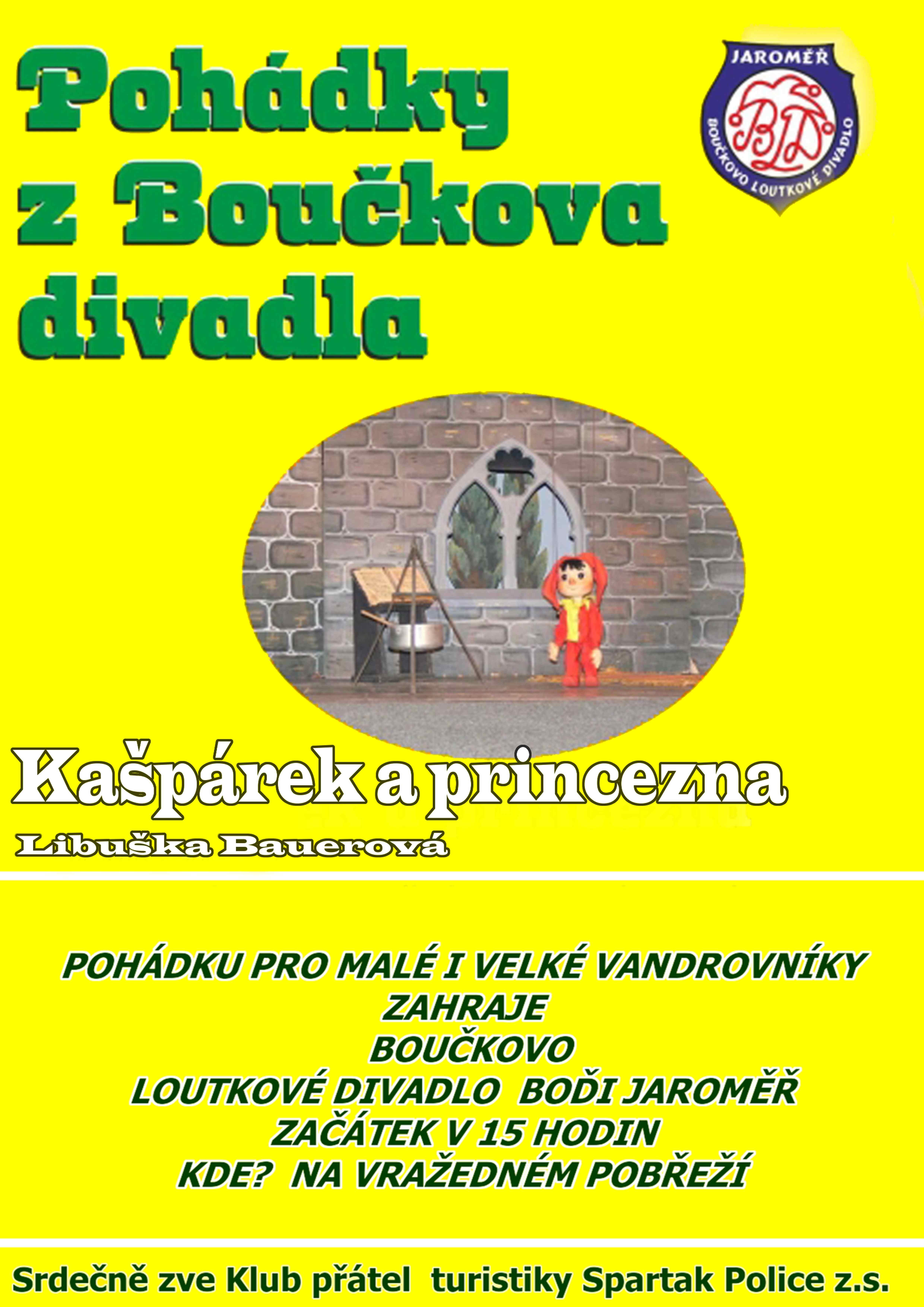 Divadlo plakát