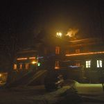 Zimní táboření 2010 - pátek - 01
