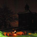 Zimní táboření 2010 - pátek - 09