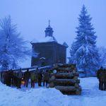 Zimní táboření 2010 - sobota - 05