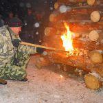 Zimní táboření 2010 - sobota - 10