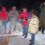 Zimní táboření 2010 - sobota - 11