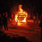 Zimní táboření 2010 - sobota - 13