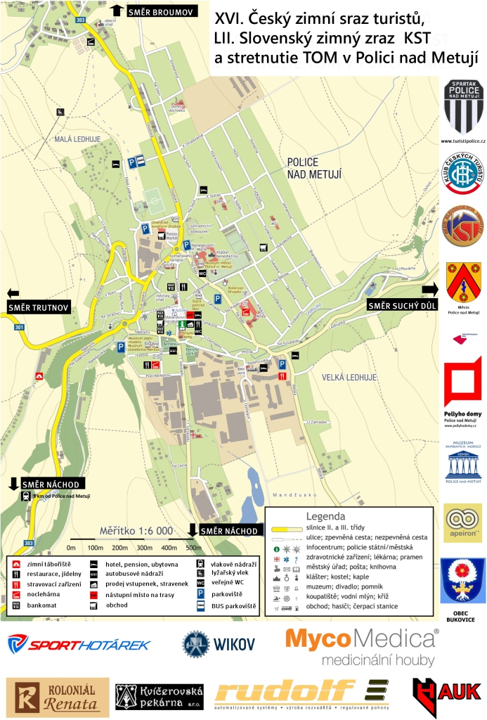 Mapa mesta
